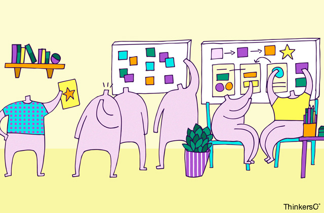 How to enhance a creativity session with your team.